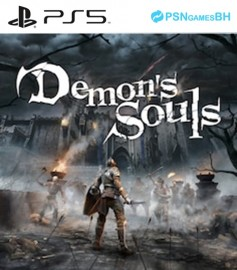 Demons Souls Secundaria PS5