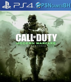 Call of Duty: Modern Warfare Remastered VIP PS4