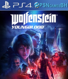 Wolfenstein: Youngblood Secundaria PS4