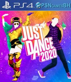 Just Dance 2020 VIP PS4