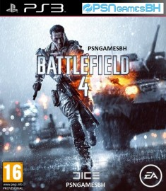 Battlefield 4 bf4 PSN PS3