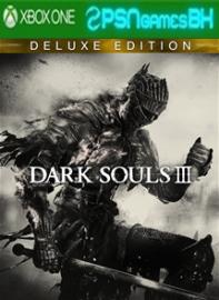 DARK SOULS 3 DELUXE EDITION XBOX ONE