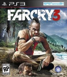 Far Cry 3 PSN PS3