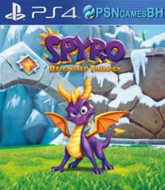 Spyro VIP PS4