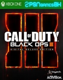 Call of Duty: Black Ops 3 Digital Deluxe XBOX ONE
