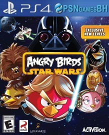 Angry Birds Star Wars VIP PSN PS4