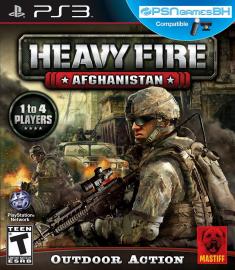 Heavy Fire: AFGHANISTAN  PSN