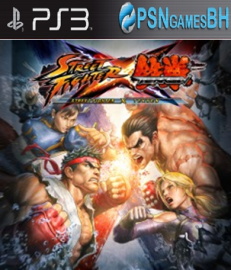 Street Fighter vs Tekken PSN PS3