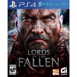 Lords of the Fallen SECUNDARIA PS4