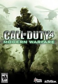 Call od Duty 4 Modern Warfare PSN