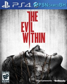 The Evil Within VIP PS4