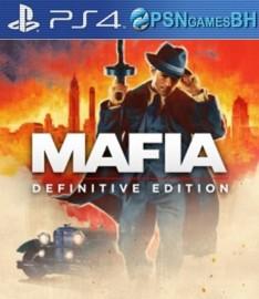 Mafia Definitive Edition Secundaria PS4