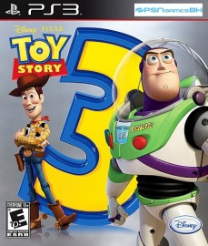 Toy Story 3 PSN PS3