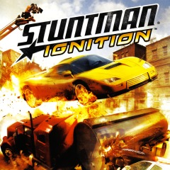 Stuntman: Ignition (PS2 Classic) PSN PS3