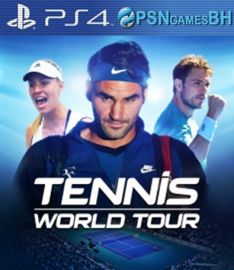 Tennis World Tour Secundaria PS4