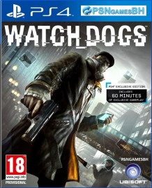 Watch Dogs VIP PS4