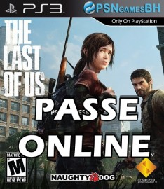 Online Pass The Last of us PSN PS3