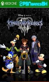 Kingdom Hearts 3 XBOX One
