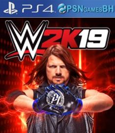 WWE 2K19 VIP PS4