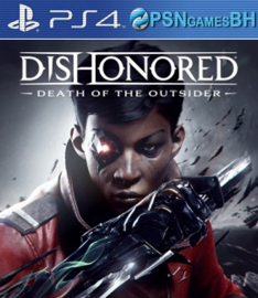Dishonored: Death of the Outsider VIP PS4