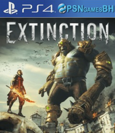 Extinction Secundaria PS4